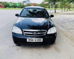Bán xe Daewoo Lacetti đời 2009, màu đen xe gia đình, giá chỉ 180 triệu giá 180 triệu tại Hải Dương