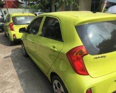 Bán ô tô Kia Morning đời 2016, màu xanh lục, 252tr giá 252 triệu tại Hà Nội