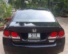 Bán Honda Civic 1.8 AT sản xuất 2011, màu đen xe gia đình giá 475 triệu tại Tp.HCM
