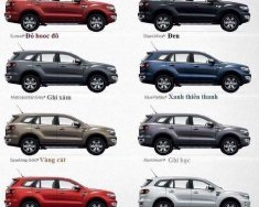 Ford Giải Phóng bán xe Ford Everest 2.0 Biturbo, Everest Trend đủ màu, giao xe T10 tặng 1 năm bảo hiểm giá 1 tỷ 112 tr tại Hà Nội