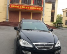 Cần bán lại xe Ssangyong Kyron LV7 2007, màu đen, nhập khẩu nguyên chiếc  giá 350 triệu tại Ninh Bình