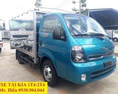 Xe tải Kia K250 thùng bạt 2T4, xe tải 2T4 K250, hỗ trợ trả góp giá 389 triệu tại Tp.HCM