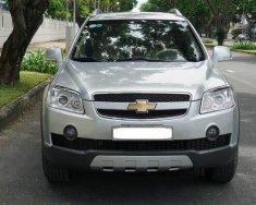 Bán Chevrolet Captiva LTZ năm 2008, màu bạc số tự động  giá 330 triệu tại Tp.HCM