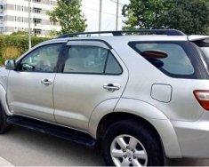 Cần bán xe Toyota Fortuner V đời 2012, màu bạc số tự động giá Giá thỏa thuận tại Tp.HCM