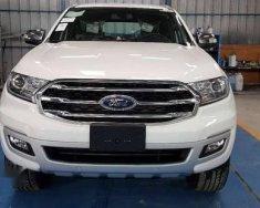 Bán Ford Everest năm sản xuất 2018, màu trắng, xe nhập giá 1 tỷ 112 tr tại An Giang