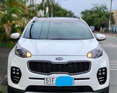 Bán ô tô Kia Sportage GTline 2.0 sản xuất 2015, màu trắng, nhập khẩu nguyên chiếc giá 875 triệu tại Tp.HCM