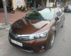 Bán ô tô Toyota Corolla Altis G năm sản xuất 2017, màu nâu, 720 triệu giá 720 triệu tại Hà Nam