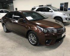 Bán Toyota Altis 1.8G số tự động đời 2015, xe đẹp vay được 70-80% giá 665 triệu tại Lâm Đồng