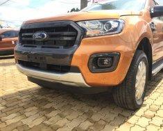 Bán xe Ford Ranger 2.0 Wildtrak đời 2018, màu vàng, xe nhập giá 917 triệu tại Tây Ninh