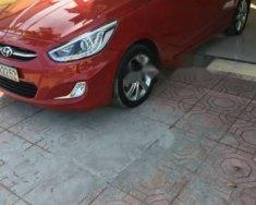 Bán ô tô Hyundai Accent Blue AT sản xuất năm 2015, màu đỏ, xe nhập số tự động giá 479 triệu tại Thái Bình