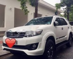 Bán Toyota Fortuner TRD AT năm sản xuất 2015, màu trắng số tự động giá 845 triệu tại Tp.HCM