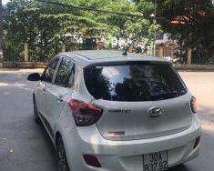 Bán ô tô Hyundai i10 đời 2015, màu trắng, nhập khẩu  giá 385 triệu tại Hà Nội