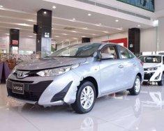 Cần bán Toyota Vios 1.5E MT sản xuất năm 2018, màu bạc, giá 531tr giá 531 triệu tại Tp.HCM