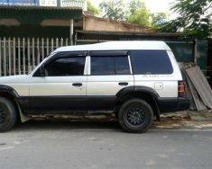 Bán Mitsubishi Pajero sản xuất năm 2001, màu trắng, xe nhập  giá 130 triệu tại Phú Thọ