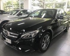 Bán xe Mercedes C200 đen cũ - lướt 7/2018 Chính hãng giá 1 tỷ 459 tr tại Tp.HCM