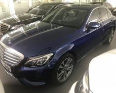 Bán xe Mercedes C250 xanh cũ - lướt 7/2018 chính hãng giá 1 tỷ 689 tr tại Tp.HCM