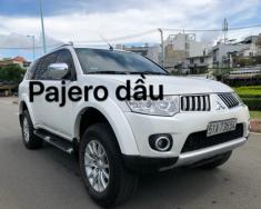 Pajero 2014 máy dầu, gầm cao, hai cầu, xe vào đủ đồ chơi, nội thất đẹp giá 665 triệu tại Tp.HCM
