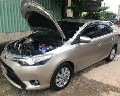 Cần bán gấp Toyota Vios 1.5G 2015, màu vàng, 498 triệu giá 498 triệu tại Hà Nội