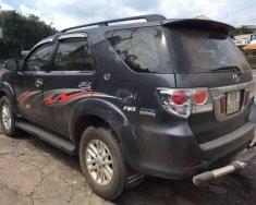Bán Toyota Fortuner đời 2012, màu xám, xe gia đình giá 650 triệu tại Bình Dương