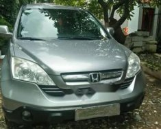 Bán xe Honda CR V sản xuất năm 2009, màu bạc, giá 557 triệu giá 557 triệu tại Tp.HCM