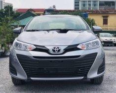 Cần bán lại xe Toyota Vios sản xuất năm 2018, màu bạc, 531 triệu giá 531 triệu tại Hà Nội