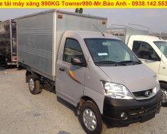 Giá mua bán xe tải Towner990 tải 990KG, hỗ trợ vay ngân hàng 75% giá 216 triệu tại Tp.HCM