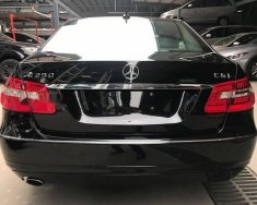 Cần bán gấp Mercedes E250 CGI năm sản xuất 2010, màu đen chính chủ giá 810 triệu tại Hà Nội