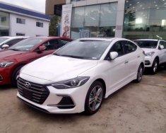 Bán Hyundai Elantra sport năm sản xuất 2018, màu trắng giá 725 triệu tại Cần Thơ
