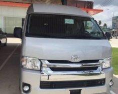 Bán Toyota Hiace sản xuất 2018, màu bạc, xe nhập  giá 999 triệu tại Tp.HCM