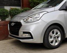 Basn Hyundai i10 1.2 MT Sedan màu bạc xe có sẵn giao ngay, hỗ trợ vay trả góp lãi suất ưu đãi, LH 0903 175 312 giá 350 triệu tại Tp.HCM