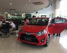 Bán xe Toyota Wigo E MT năm sản xuất 2018, màu đỏ, nhập khẩu nguyên chiếc giá Giá thỏa thuận tại Hà Nội