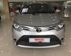 Bán Toyota Vios G sản xuất 2016, màu bạc, giá chỉ 530 triệu giá 530 triệu tại Tp.HCM
