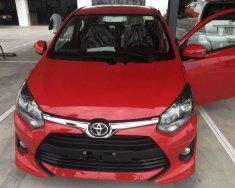 Bán xe Toyota Wigo 1.2E đời 2018, màu đỏ, giá tốt giá Giá thỏa thuận tại Tp.HCM