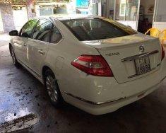 Cần bán Nissan Teana sản xuất 2011, màu trắng giá cạnh tranh giá 550 triệu tại Tp.HCM