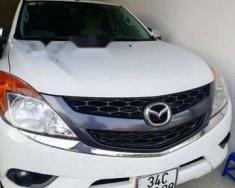 Cần bán gấp Mazda BT 50 2.3 AT năm 2015, màu trắng, 580tr giá 580 triệu tại Hải Dương