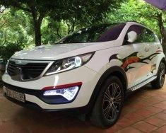 Cần bán lại xe Kia Sportage năm 2011, màu trắng, giá tốt giá Giá thỏa thuận tại Hà Nội