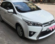 Bán ô tô Toyota Yaris 1.3 AT đời 2014, màu trắng giá 545 triệu tại Hà Nội