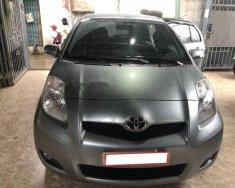 Bán Toyota Yaris năm 2011, màu bạc, nhập khẩu nguyên chiếc xe gia đình giá 445 triệu tại Tp.HCM