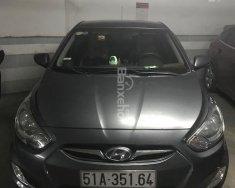 Bán ô tô Hyundai Accent năm sản xuất 2012, màu xám (ghi), nhập khẩu, chạy 32000 km giá 400 triệu tại Tp.HCM