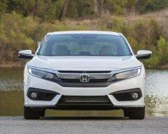 Bán xe Honda Civic 2018, màu trắng, nhập khẩu Thái Lan giá 763 triệu tại Đà Nẵng