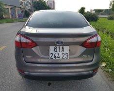 Bán ô tô Ford Fiesta đời 2015, màu xám như mới giá 425 triệu tại Hải Dương