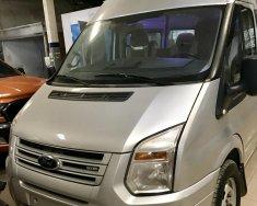 Bán ô tô Ford Transit năm 2014 màu bạc có trả góp giá 519 triệu tại Tp.HCM