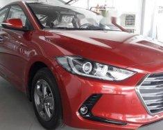Cần bán Hyundai Elantra 1.6MT 2017, màu đỏ  giá Giá thỏa thuận tại Tp.HCM
