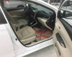 Cần bán xe Toyota Vios sản xuất năm 2018, màu trắng, giá tốt giá 531 triệu tại Tp.HCM