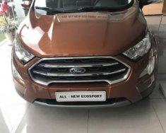 Bán Ford EcoSport đời 2018, giá cạnh tranh  giá 648 triệu tại Tp.HCM