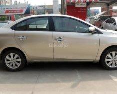 Cần bán Toyota Vios G 2017, màu bạc, xe chính chủ rất đẹp giá 579 triệu tại Hà Nội