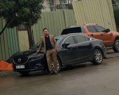 Cần bán xe Mazda 6 2.0 đời 2016, màu đen giá 850 triệu tại Hà Nội