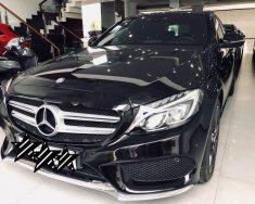Cần bán lại xe Mercedes C300 sản xuất 2016, màu đen, giá tốt giá 1 tỷ 715 tr tại Tp.HCM