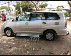 Bán Toyota Innova năm 2011, màu bạc xe gia đình giá 450 triệu tại Tp.HCM