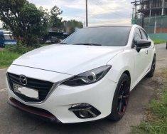 Bán xe Mazda 3 đời 2016, màu trắng, giá tốt giá 589 triệu tại Tp.HCM
